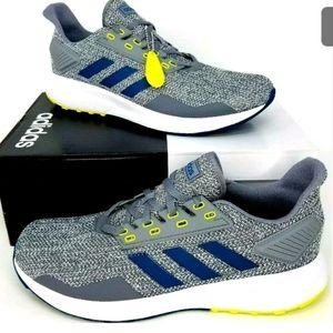 Adidas Duramo 9 Mens Grey Teal BB6920 Running